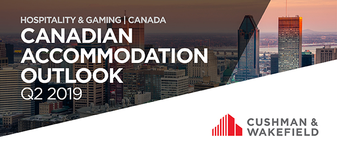 2019 Q2 Canadian Accommodation Outlook