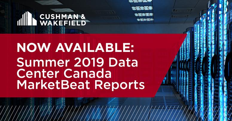 Data Center Canada MarketBeat Reports Banner