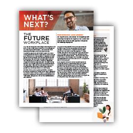 The Future Workplace CTA Image