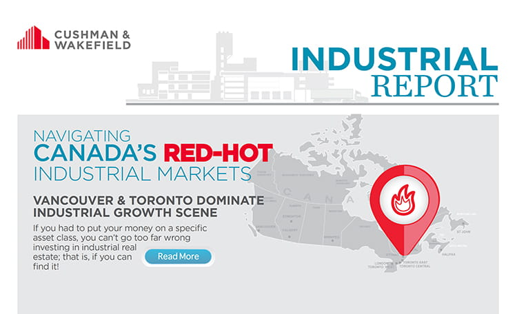 Q3 2017 Canadian Industrial Report