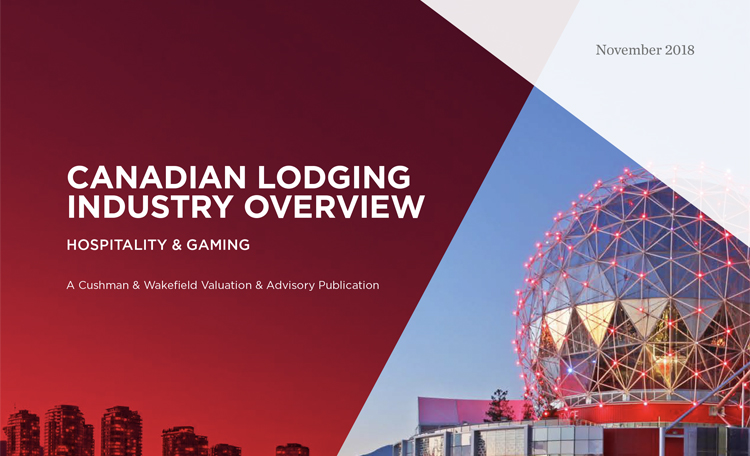 Q4 2018 Canadian Lodging Industry Overview