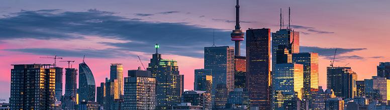 Toronto Skyline (image)