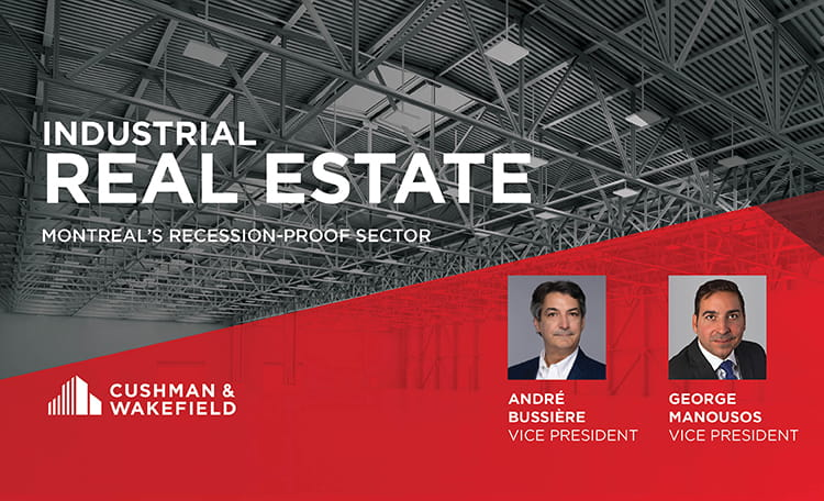 Industrial Real Estate: Montreal's Recession-Proof Sector Web Card Image