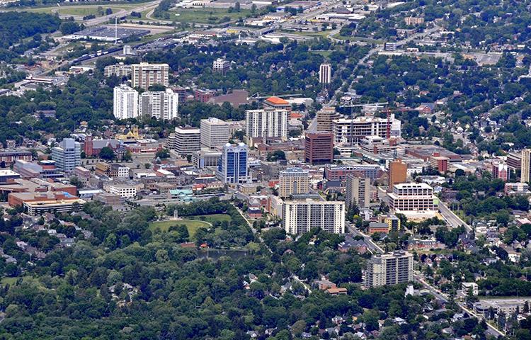 Waterloo Ontario, Canada