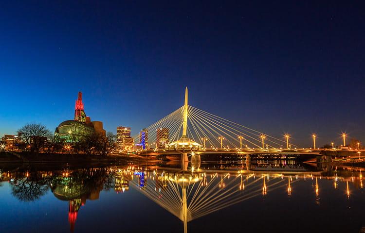 Winnipeg Manitoba, Canada
