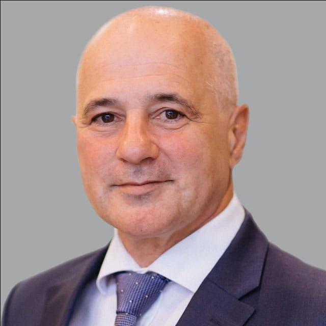 Peter Kostogiannis Kingston President