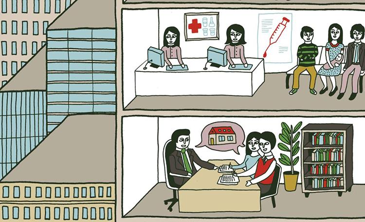 Informe de Ocupantes de Oficinas - CARD