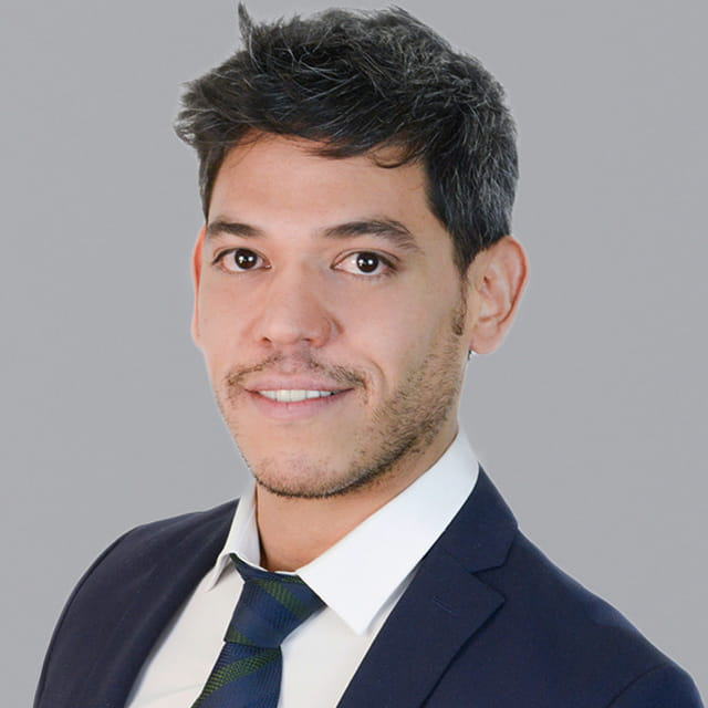 Mauricio Navarro Project Management Professional III