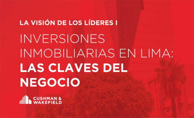 Inversiones Inmobiliarias en Lima