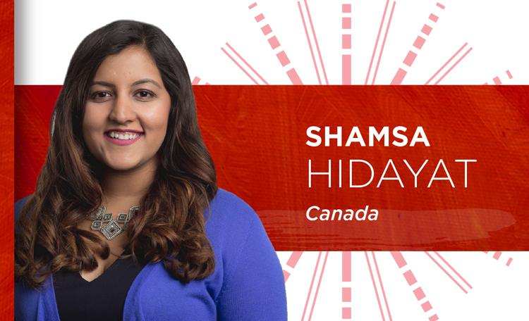 Shamsa Hidayat Card Image
