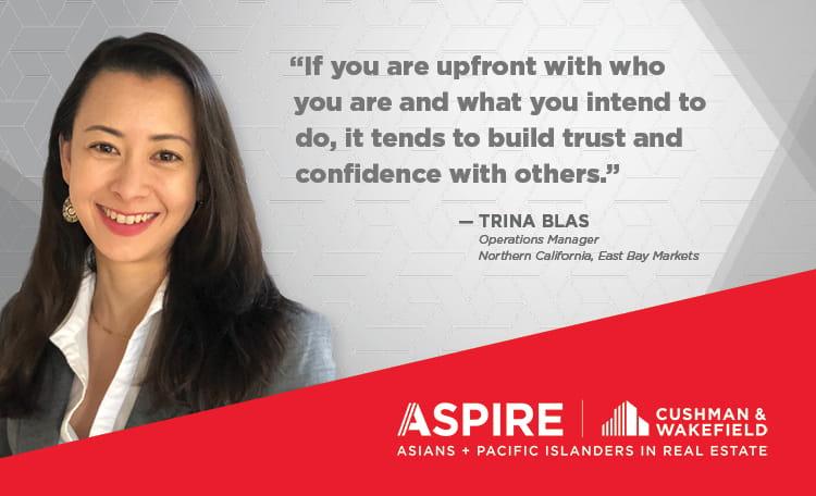 Trina Blas Member Spotlight Card Image