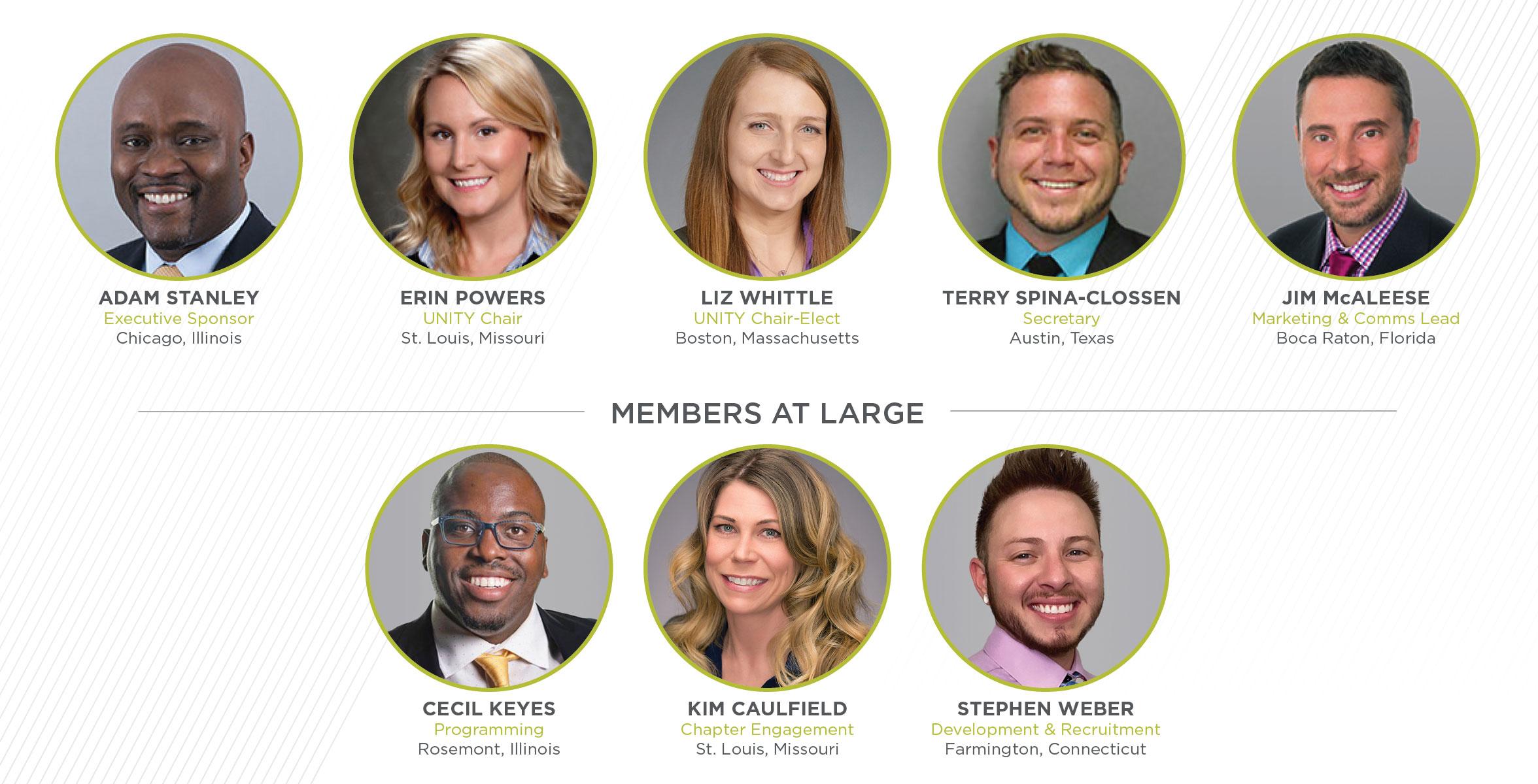 UNITY 2020 Leadership Team Image Large