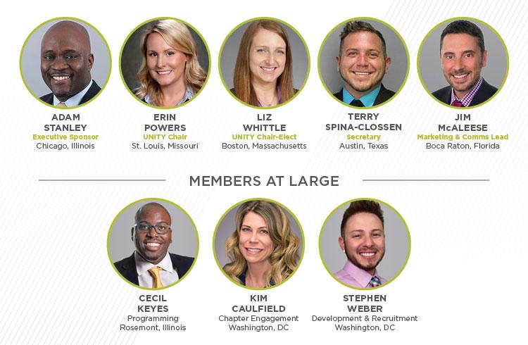 UNITY 2020 Leadership Team Image Small