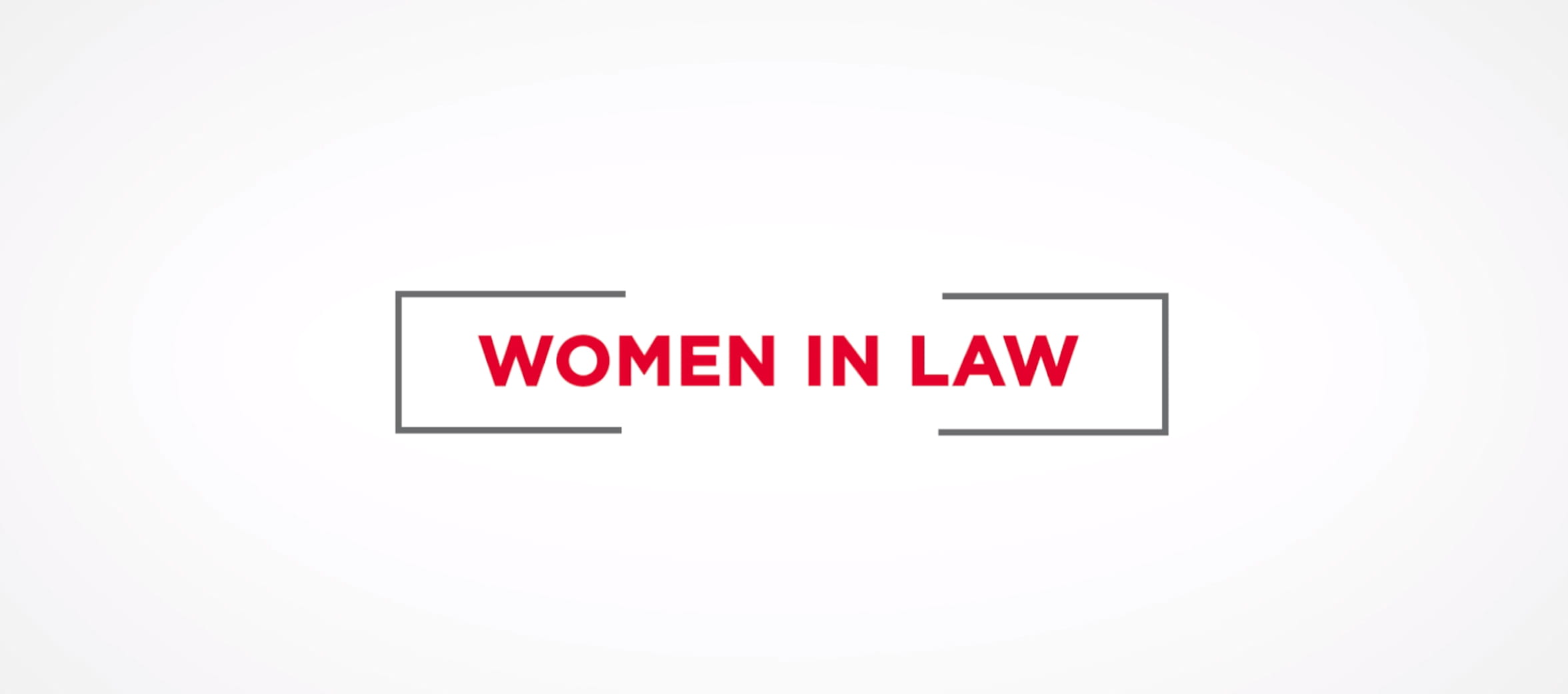 women in law video thumbnail
