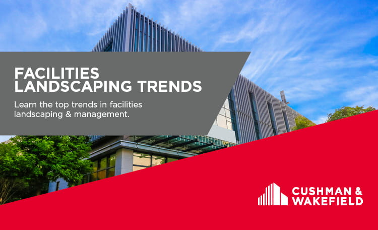 Facilities Landscaping Trend Article