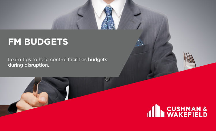 Facilities Management Budgets Card Image