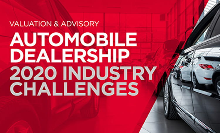 V&A Automobile Dealership Industry Challenges Report