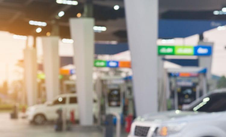 gas station (image)