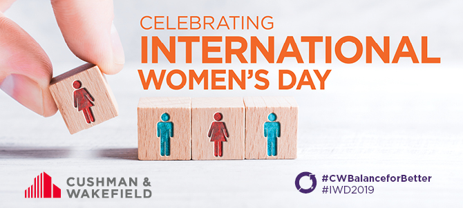 International Women's Day Promotional Banner