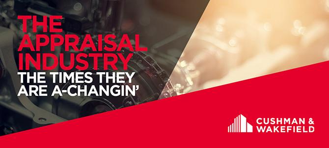 appraisal industry banner