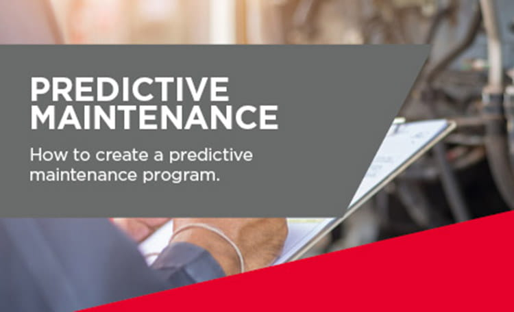 Predictive Maintenance Program Article