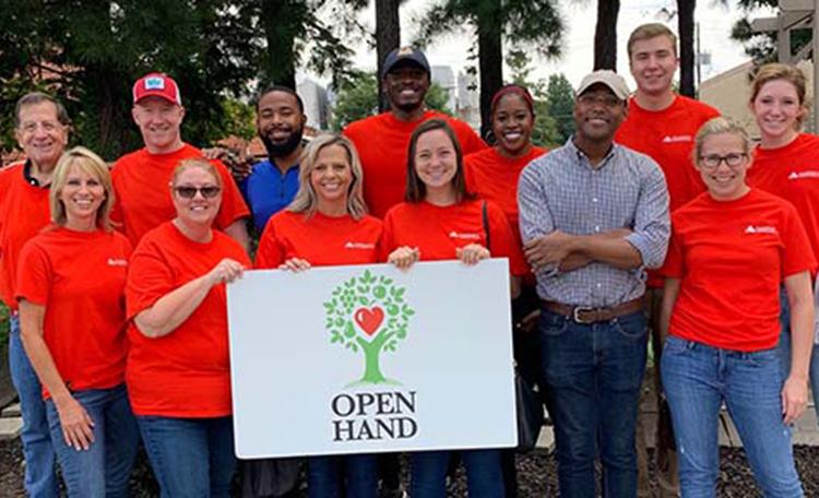 Cushman Cares Atlanta Group pic