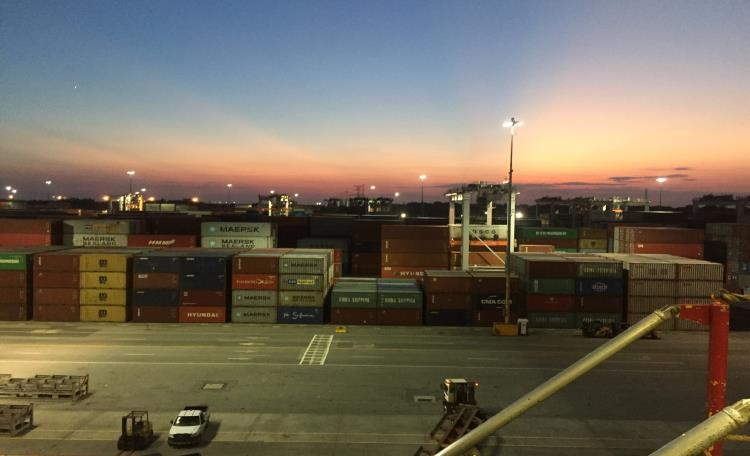 Atlanta Port of Savannah