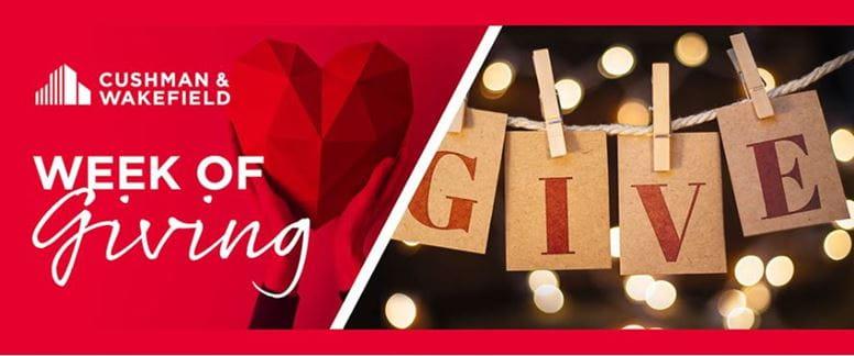 Atlanta Office Week of Giving