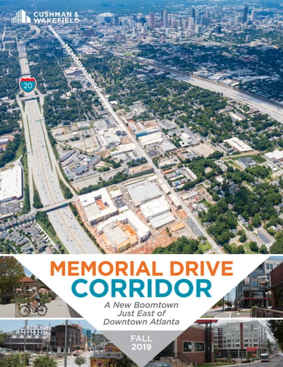 Memorial Drive Corridor Report