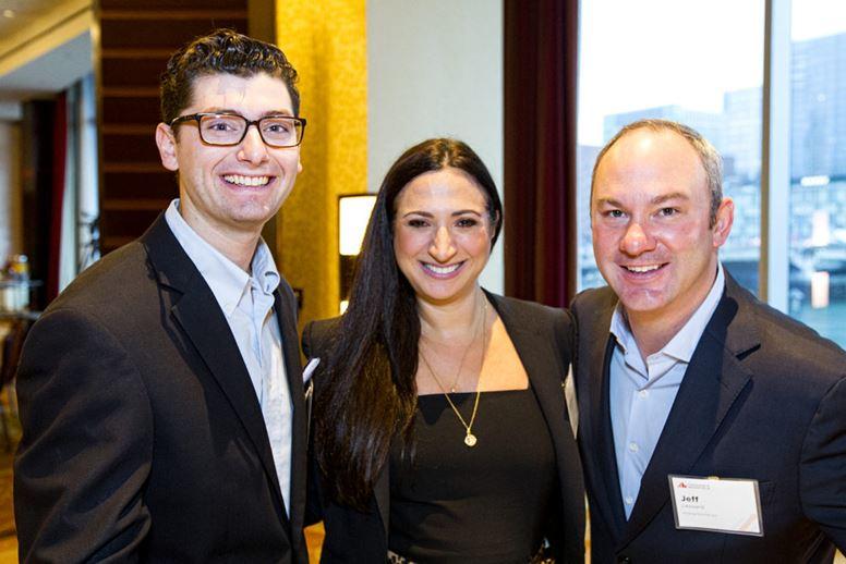 Boston Leadership Breakfast Attendees