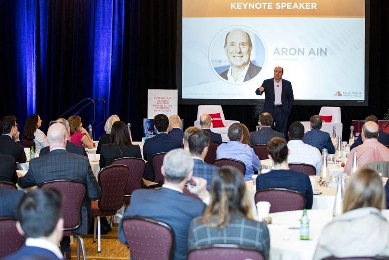 Boston Leadership Breakfast Keynote Speaker