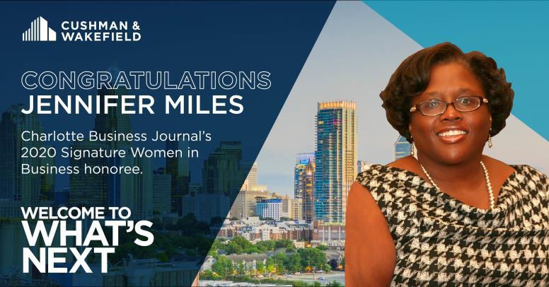 Jennifer Miles CBJ Women in Business