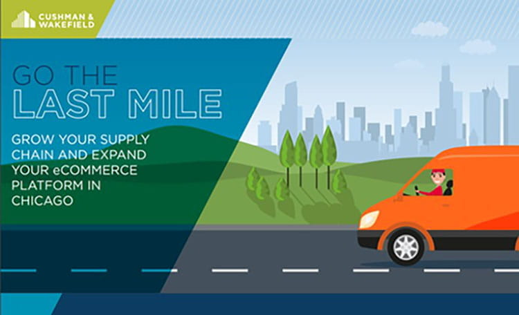 Last Mile Infographic Image