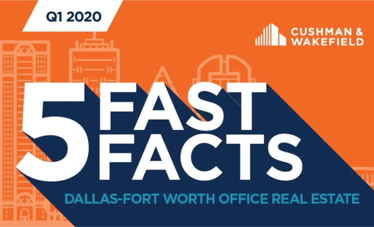 Dallas office five fast facts Q1