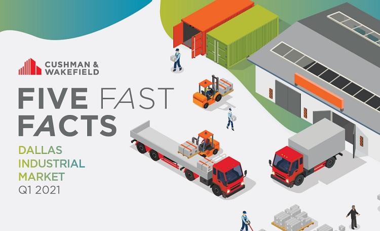 Dallas Q1 industrial fast facts