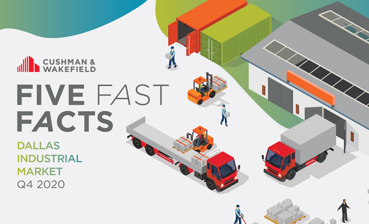Q4 industrial fast facts