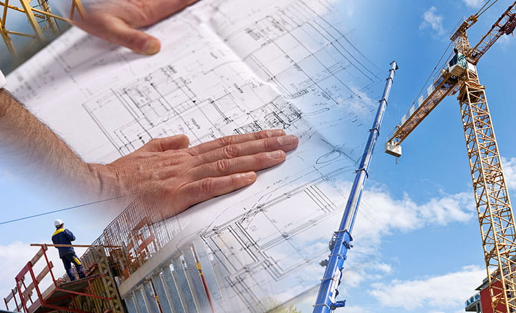 Building Permits and Cranes