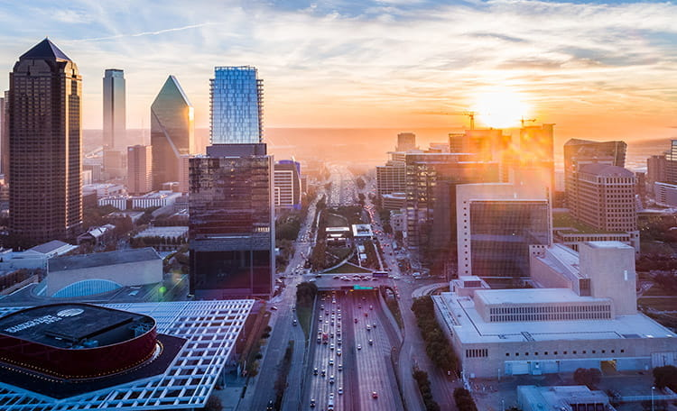 Dallas Emerges as Major Player for Tech Companies