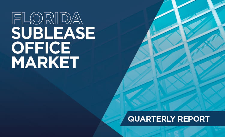 Florida Sublease Office Market