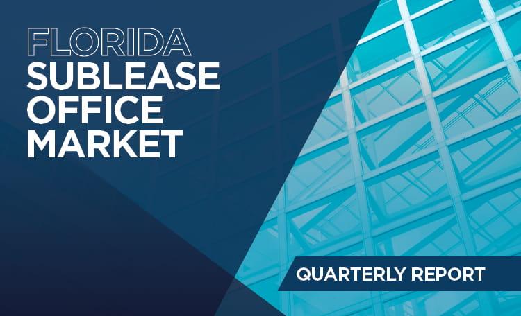Florida Sublease Office Market