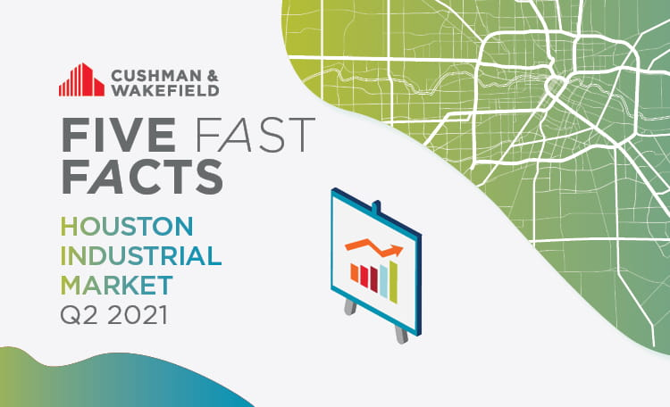 Houston Q2 industrial fast facts