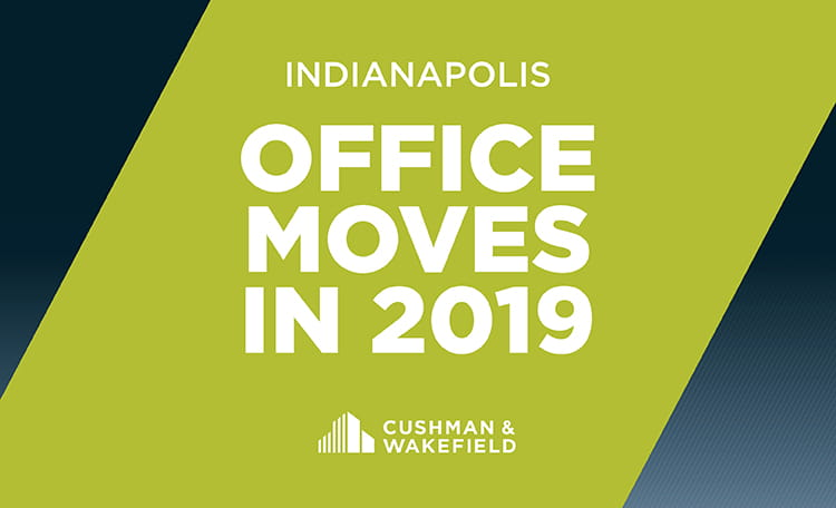 Indianapolis Office Moves in 2019