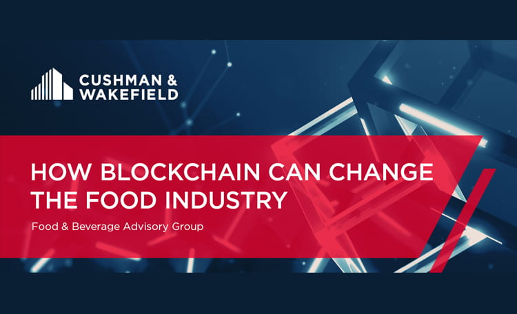 how blockchain can change the food industry