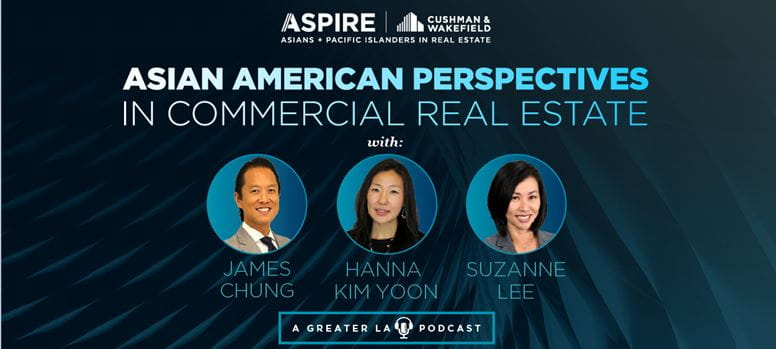 Asian American Perspectives in CRE Podcast