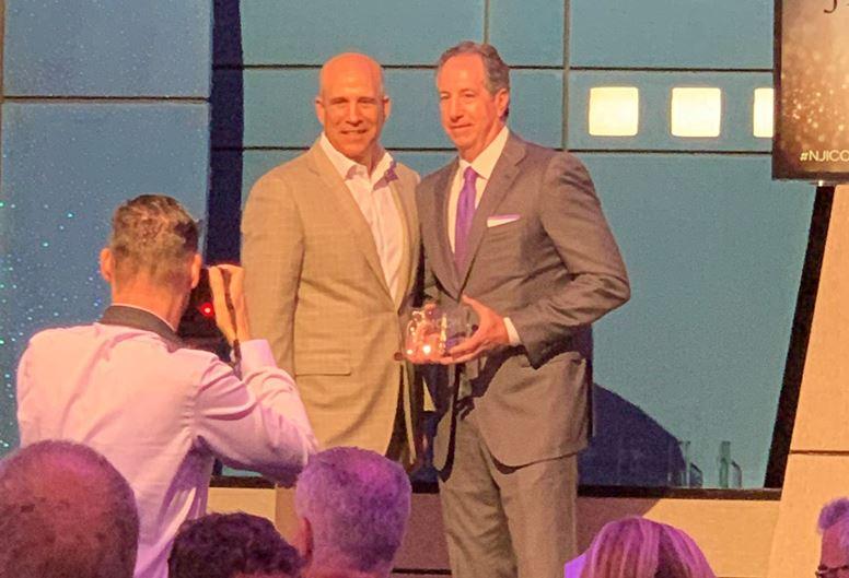 NJBZ Icon Honors Award Winner