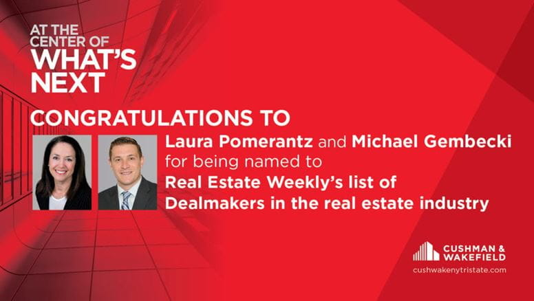 Pomerantz & Gembecki Named Top Dealmakers