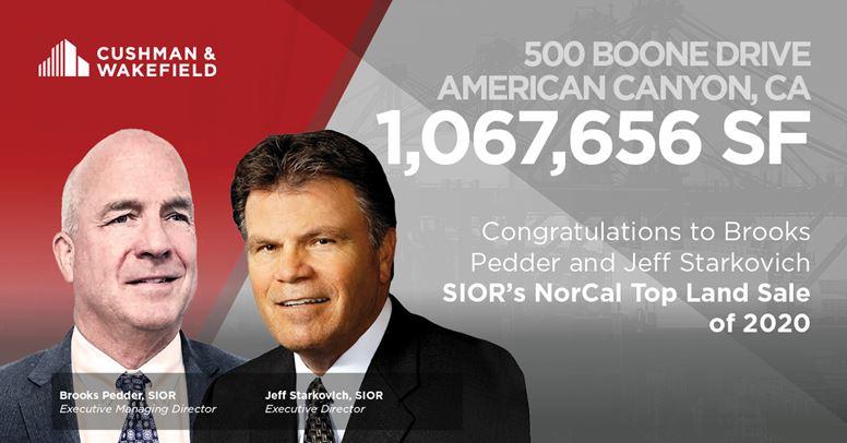 SIOR NorCal Top Deals 2020