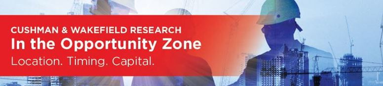 Opportunity Zone Report Banner