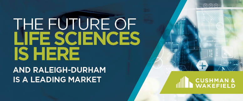 Raleigh-Durham Life Science Report 2020