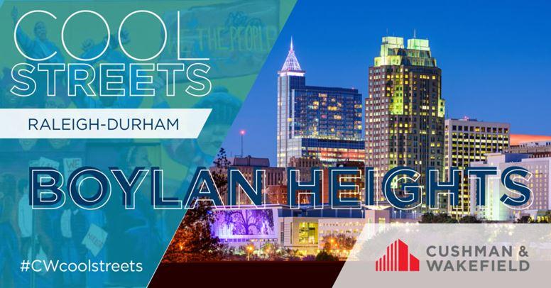 Cool Streets - Boylan Heights